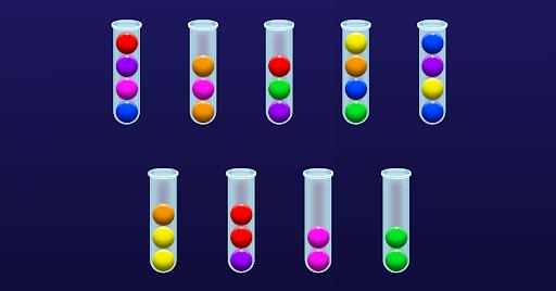 Ball Sort Puzzle - Sorting Puzzle Games  screenshots 9