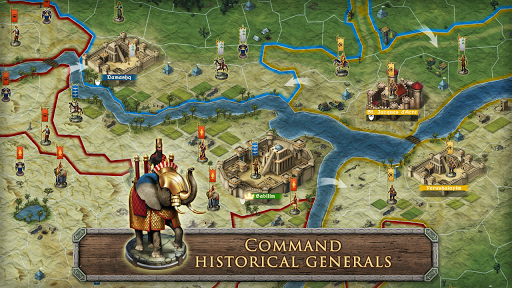 Strategy & Tactics: Medieval Civilization games 1.0.25 screenshots 3