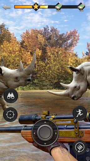 Deer hunter : Hunting clash - Hunt deer 2021 screenshots 2