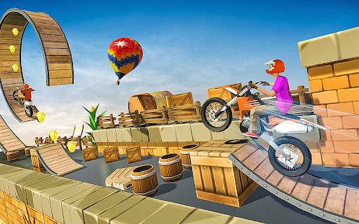 Bike Stunt 3d Bike Racing Games - Free Bike Game  Screenshots 16