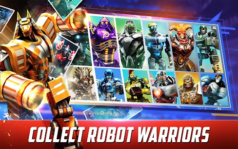 Real Steel World Robot Boxing MOD APK 59.59.116 (Unlimited money) 11