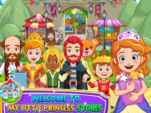 My Little Princess: Shops & Stores doll house Game  screenshots 14