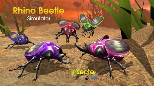 Rhino Beetle Simulator 1.1 screenshots 1