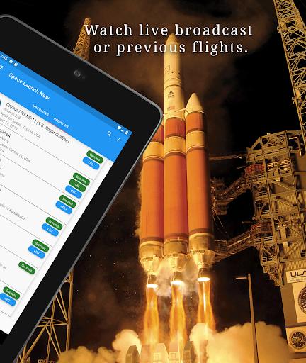 Space Launch Now - Watch SpaceX, NASA, etc...live! apktram screenshots 13