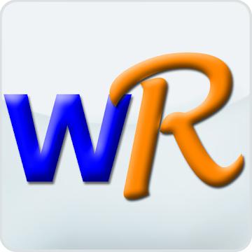 Logo de wordreference