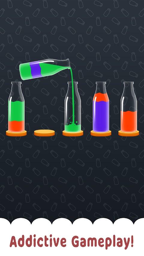 Water Sort Puzzle - Water Color Sort 2021のおすすめ画像3