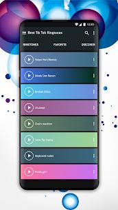 TikTok için En İyi Müzik Zil Sesleri Apk Download 2