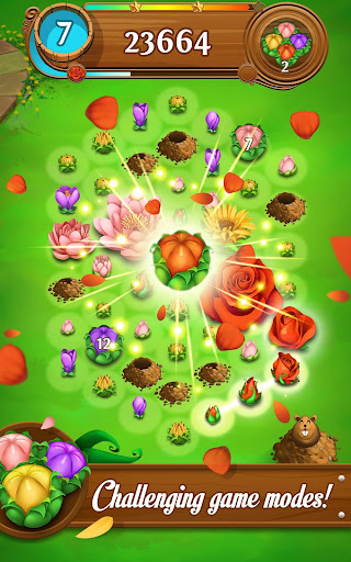 Blossom Blast Saga 100.5.1 Screenshots 2