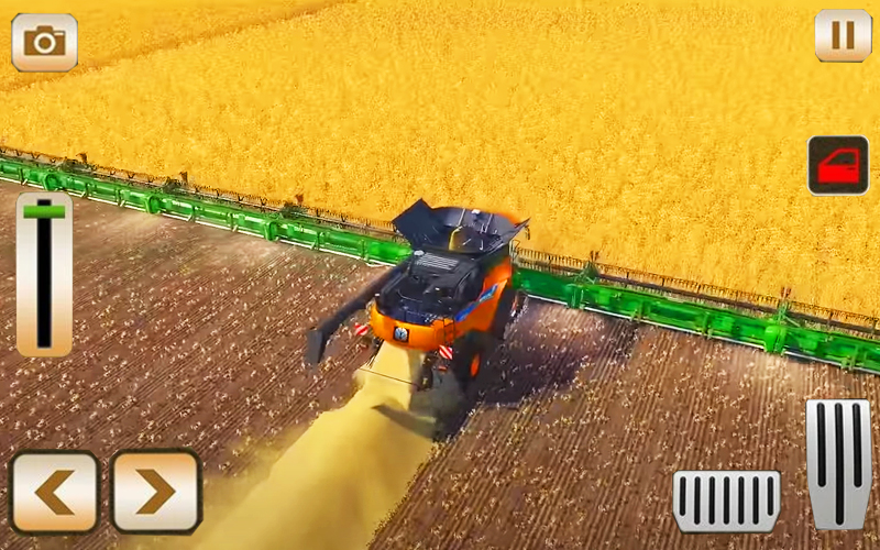 Offroad Drive Tractor Farming Simulation