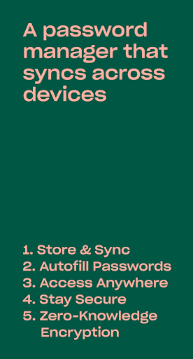 Dropbox Passwords - Secure Password Manager 222.0.34 screenshots 1
