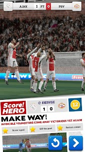 Score! Hero 2 1.10 (Mod)