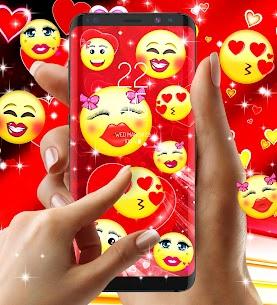 Emoji love live wallpaper For Pc (Windows 7, 8, 10, Mac) – Free Download 1