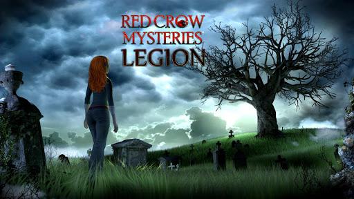 red crow mysteries: legion screenshot 1