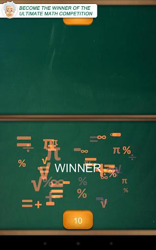 Math Duel: 2 Player Math Game 3.8 screenshots 12
