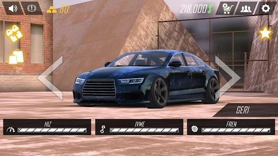 Real Car Parking : Driving Street 3D Apk Para Hileli İndir 3
