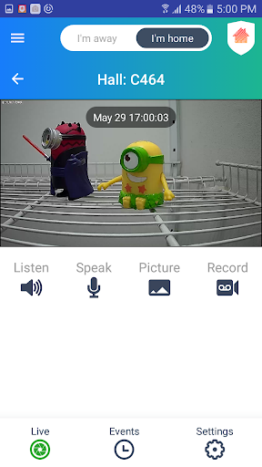 Vivitar Smart Home Security 1.0.159 Screenshots 3