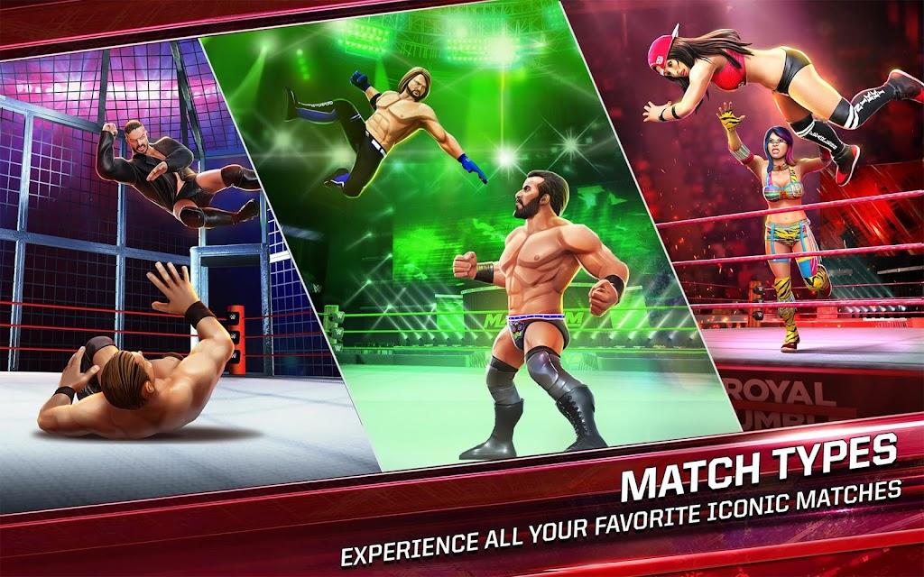 WWE Mayhem poster 17