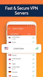 Turbo VPN- Free VPN Proxy Server & Secure Service Apk Download 2