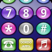 My baby Xmas phone