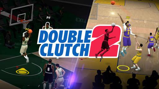 DoubleClutch 2 : Basketball Game APK MOD (Astuce) screenshots 1