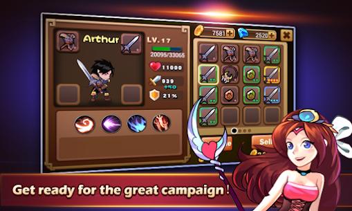 Brave Fighter: Demon Revenge MOD APK 2021 [Unlimited Money & Free Shopping] 8