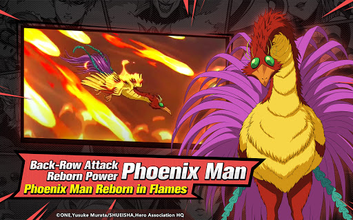 ONE PUNCH MAN: The Strongest (Authorized) Apkfinish screenshots 3