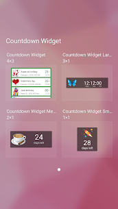 Countdown Days App & Widget MOD APK (Premium Unlocked) 7