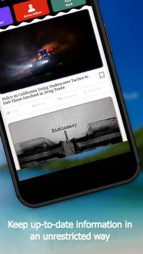 Darknet - Dark Web and Tor: Discover the Power 3.2 Screenshots 3
