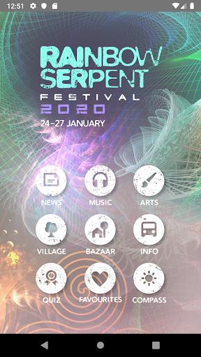 Rainbow Serpent Festival screenshots 1