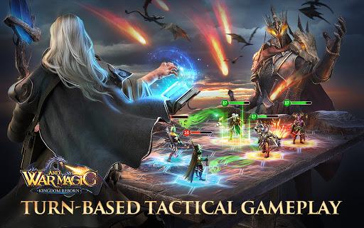War and Magic: Kingdom Reborn apkpoly screenshots 11