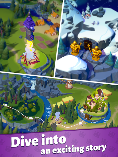 Merge Master: Adventure Puzzle 1.1.3 (a262) screenshots 7