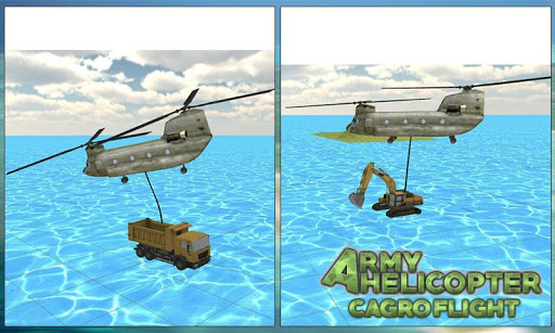 Army Helicopter Cargo Flight For PC Windows (7, 8, 10, 10X) & Mac Computer Image Number- 12