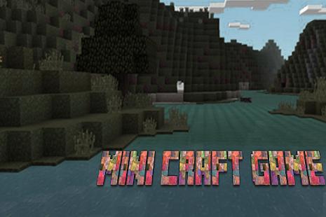 Minicraft 2020: Adventure Building Craft Game 22.03.157 Screenshots 2