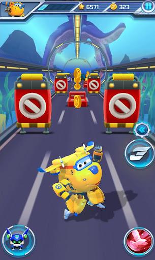 Super Wings : Jett Run screenshots 14