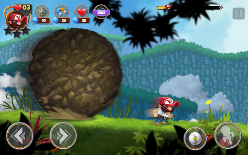 Super Jungle Jump apkdebit screenshots 7