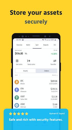 LATOKEN: Bitcoin Wallet, Crypto Exchange android2mod screenshots 4