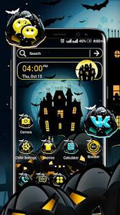 Haunted House Halloween Theme