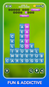 Word Tower Puzzles  For Pc (Download On Windows 7/8/10/ And Mac) 2