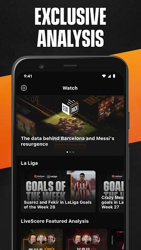 Foto do LiveScore: Live Sports Scores