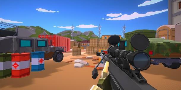 Combat Strike CS: FPS GO Online Hack Cheats (iOS & Android) 5