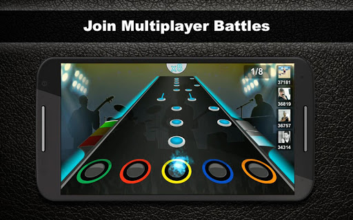 Guitar Flash 1.81 screenshots 1