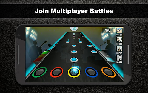 Guitar Flash 1.81 APK + Mod (Unlimited money) untuk android