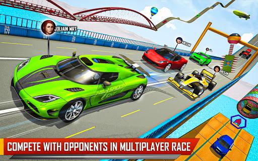 Mega Ramp Car Stunt Games 3d  screenshots 17