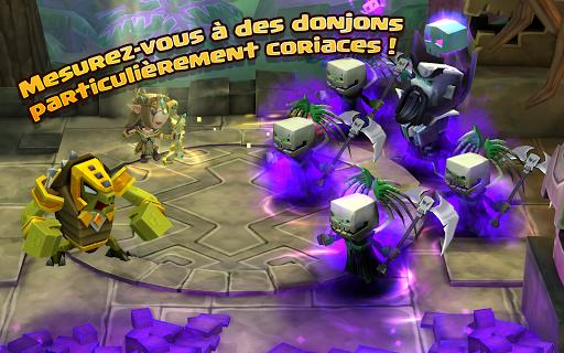 Code Triche Dungeon Boss APK MOD (Astuce) screenshots 1