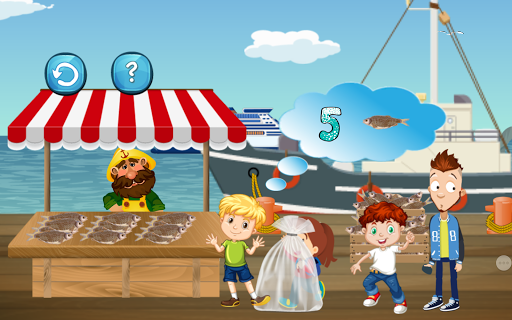 kids learn about world: summer screenshot 3