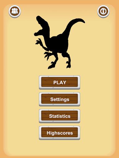 Dinosaurs Quiz 1.9.0 screenshots 8