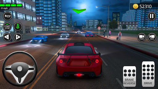 Driving Academy: Car Games & Driver Simulator 2021 android2mod screenshots 3