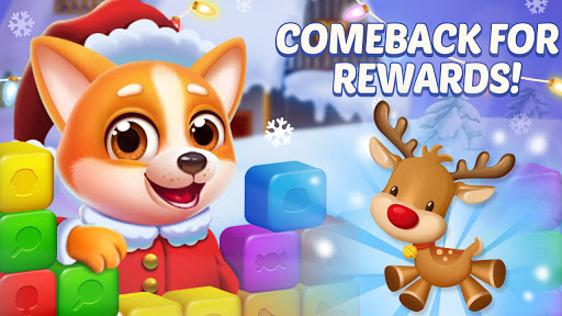 Judy Blast - Toy Cubes Puzzle Game 3.10.5038 screenshots 8