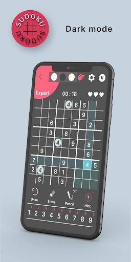 Sudoku - Happy Brain: Classic Free Puzzles 5.4 screenshots 3