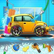 Car  Wash  Adventure & Kids Garage Games